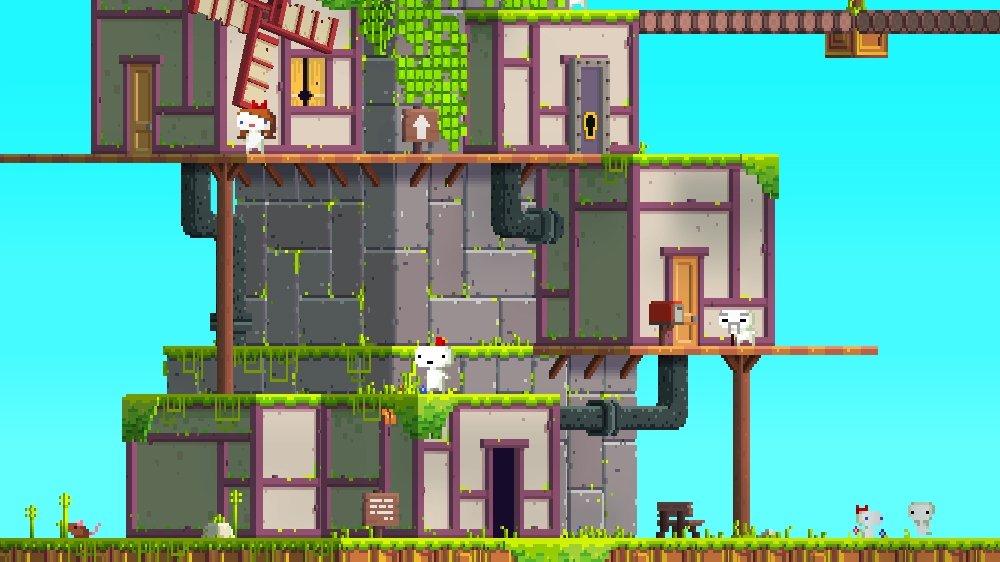 Рецензия на Fez. Обзор игры - Изображение 2