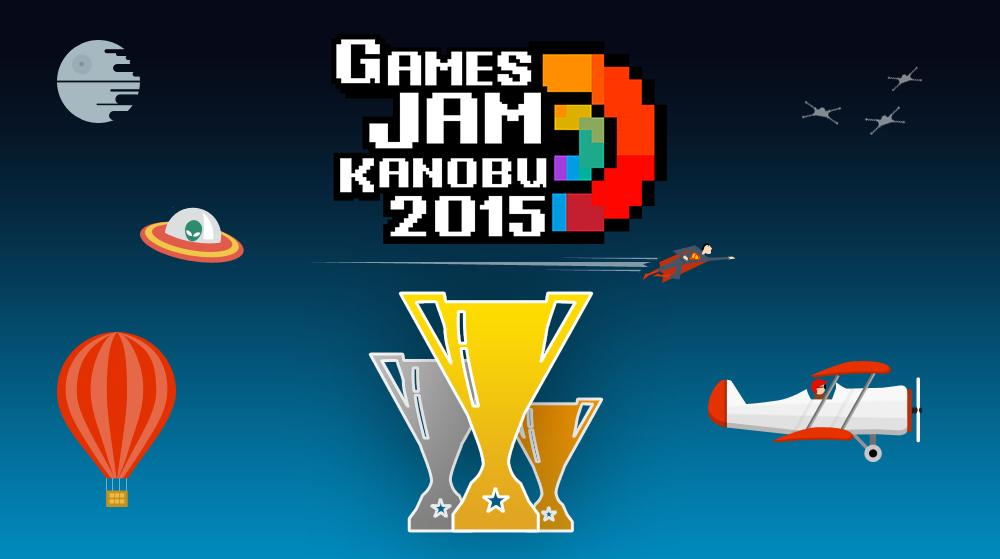 Итоги GamesJamKanobu 2015 - Изображение 1