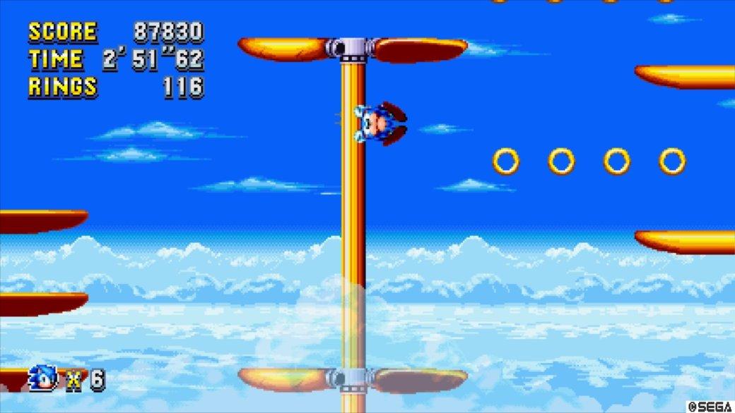 Рецензия на Sonic Mania. Обзор игры - Изображение 6