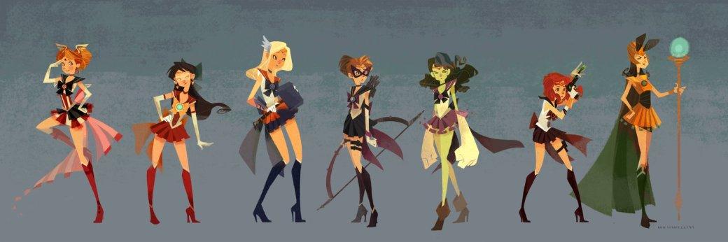 Галерея вариаций: Мстители-женщины, Мстители-дети... - Изображение 4