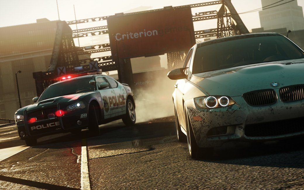 Need for Speed - Most Wanted: впечатления с Gamescom 2012. - Изображение 1