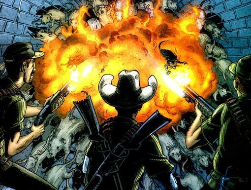 Комиксы: The Exterminators - Изображение 7