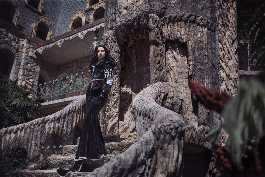 Косплей дня: две разных Йеннифэр изThe Witcher3. Какую выберетевы? - Изображение 3