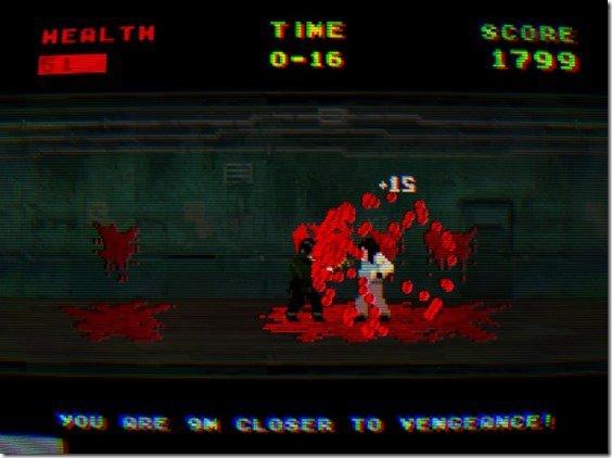 Сцену с молотком из «Олдбоя» переделали в видеоигру. - Изображение 1