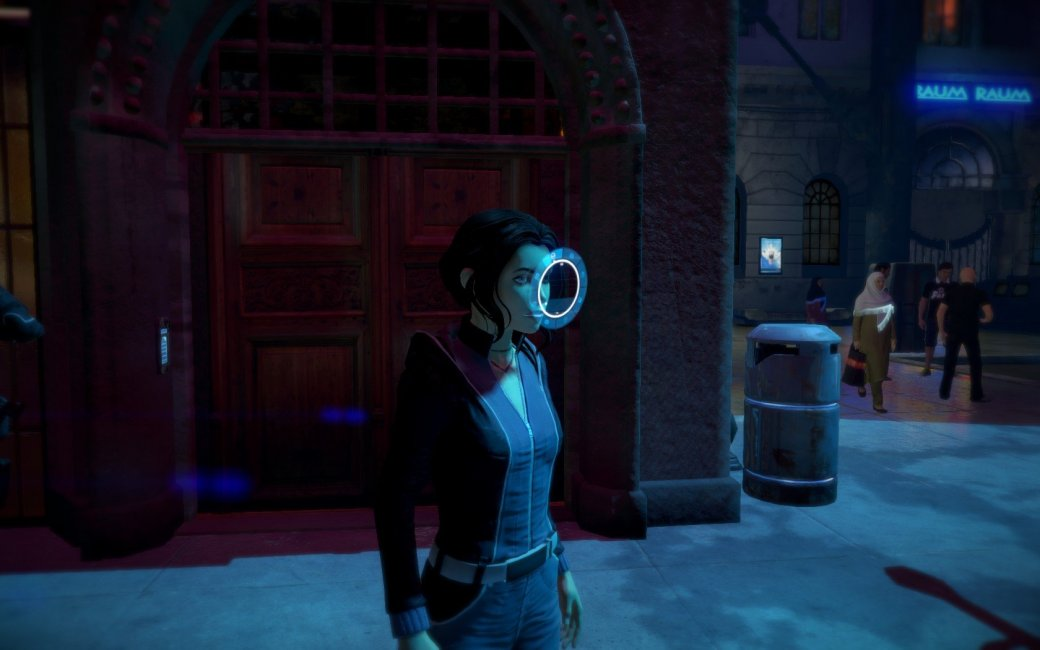 Рецензия на Dreamfall Chapters: The Longest Journey - Изображение 8