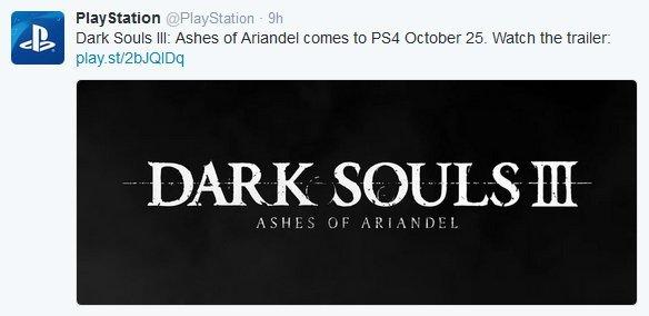 Первое дополнение к Dark Souls 3 выйдет в конце октября - Изображение 2