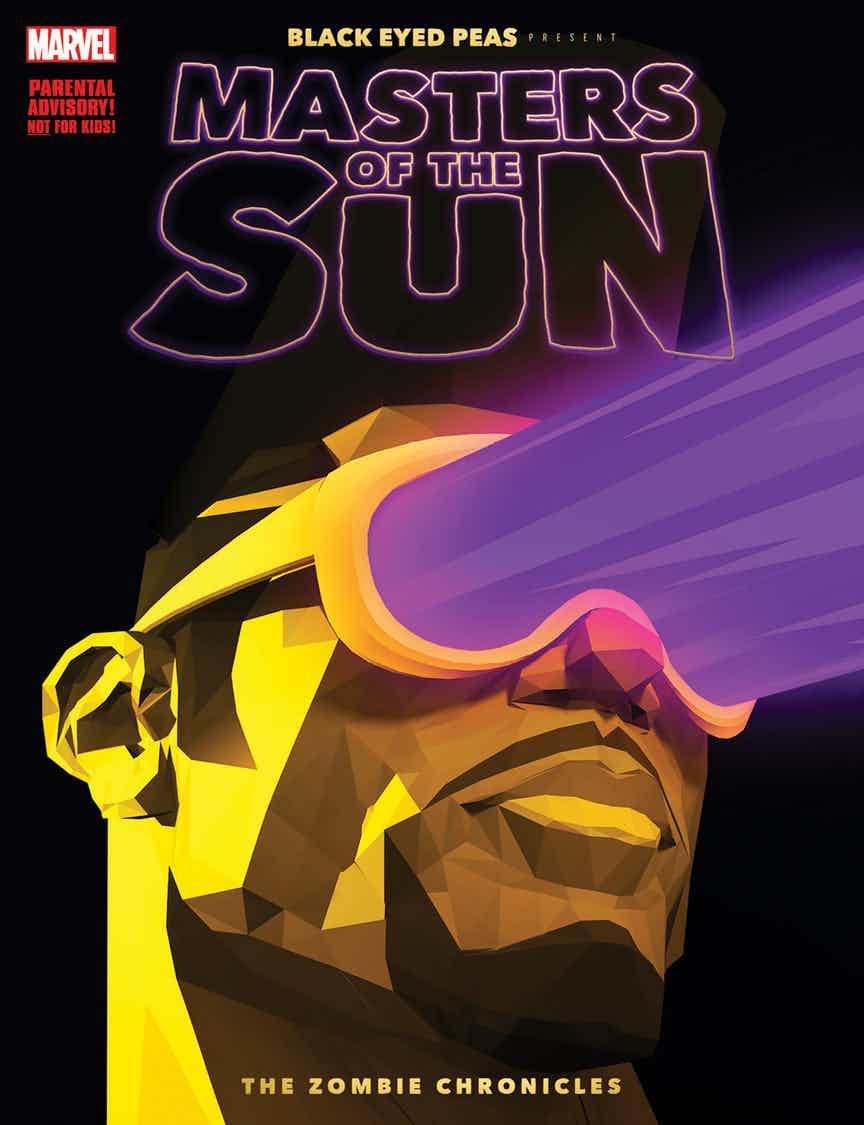 Marvel выпустит комикс совместно с Will.I.Am из Black Eyed Peas - Изображение 1