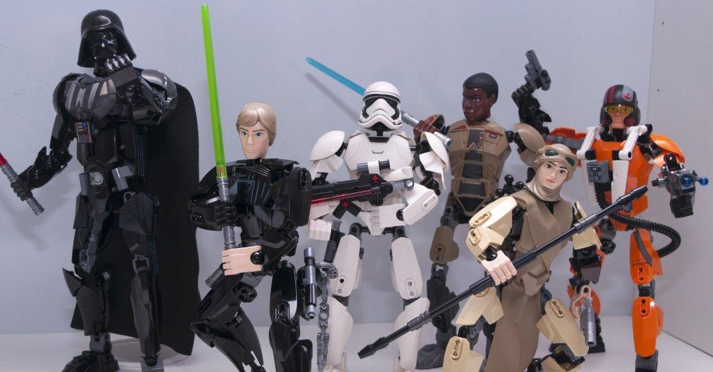 Нелепые приключения сборных фигурок LEGO Star Wars. - Изображение 1