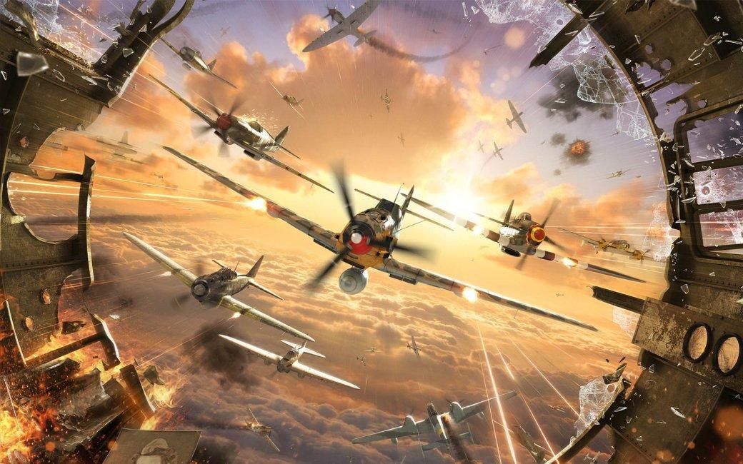 «Канобу» воспарит в прямой трансляции World of Warplanes - Изображение 1