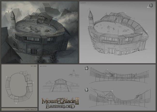 В Mount & Blade 2: Bannerlord появится средневековый футбол? - Изображение 1