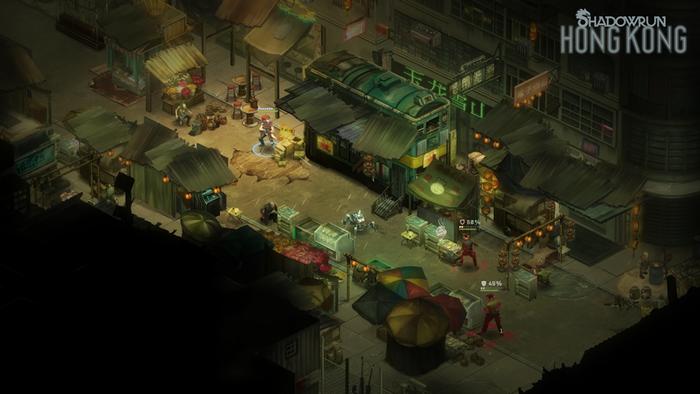 Дождь над Гонконгом в первом тизере нового Shadowrun - Изображение 2