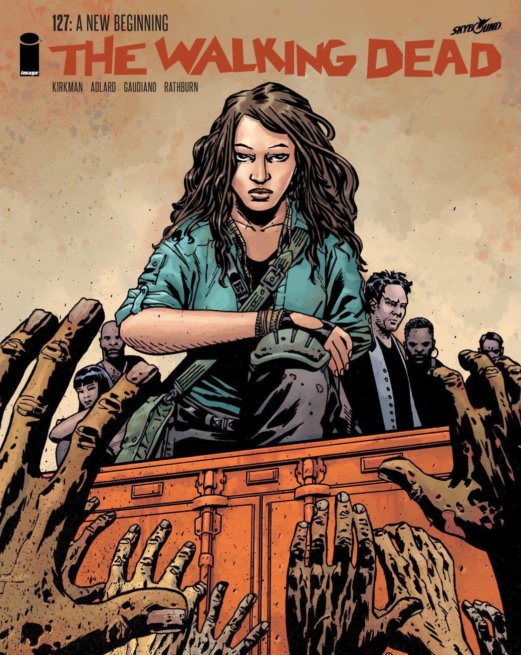 «Ходячие мертвецы» без ходячих мертвецов  - Изображение 10