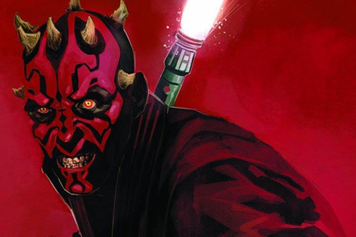 Новый комикс Star Wars расскажет про приключения Дарта Мола. - Изображение 1