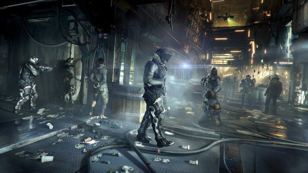 Тест «Аугофил или Аугофоб»: Кто вы во вселенной Deus Ex? - Изображение 1
