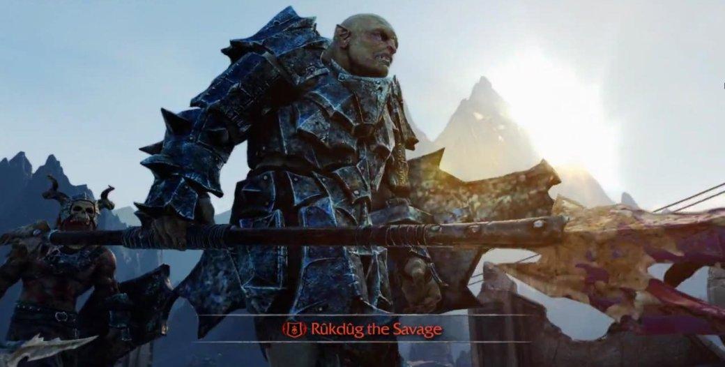 Видео Middle-earth: Shadow of Mordor преподало основы боя - Изображение 1
