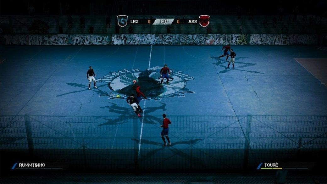 Рецензия на FIFA Street 2012 - Изображение 4