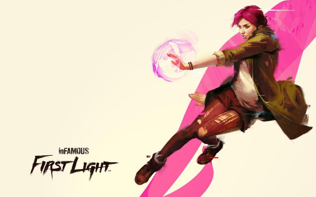 Полный некстген: 35 изумительных скриншотов inFamous: First Light. - Изображение 1