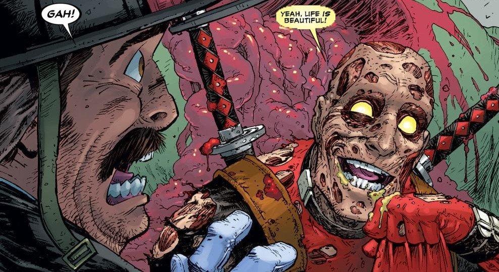 Пациент №#. Deadpool - Изображение 1