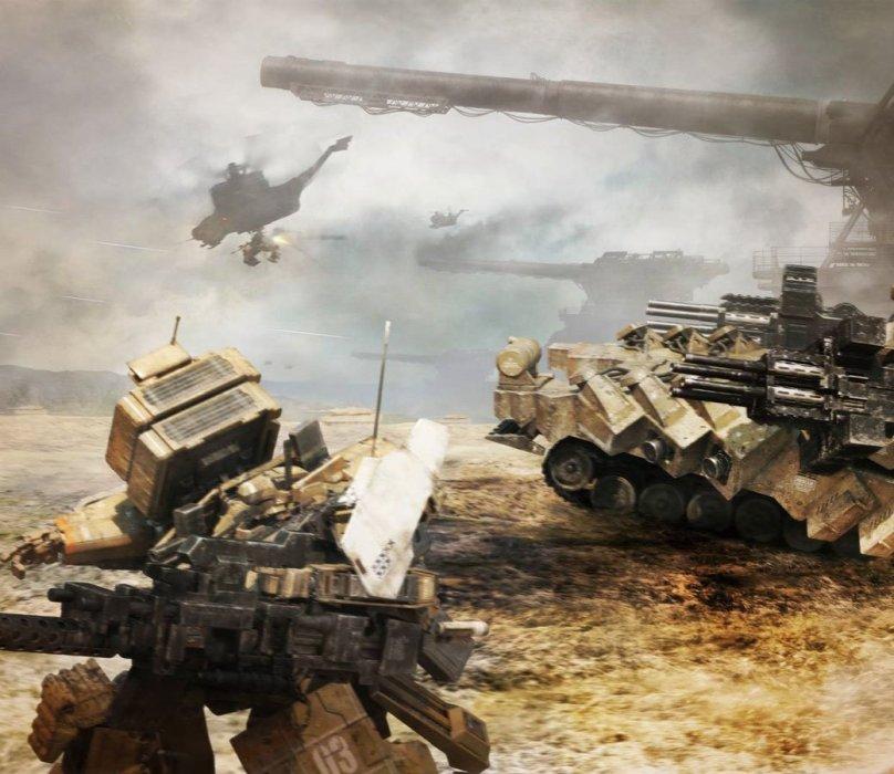 Рецензия на Armored Core 5 - Изображение 1