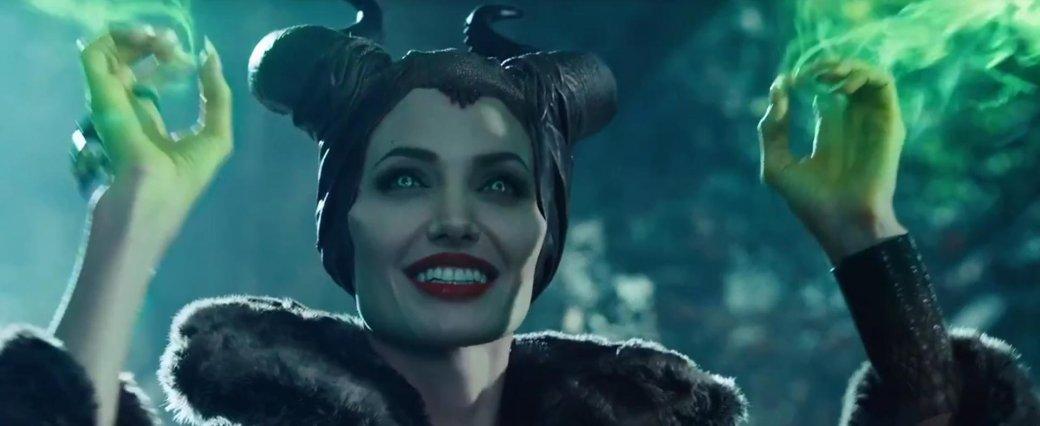 Анджелина Джоли пускается во все тяжкие в трейлере «Малефисенты» - Изображение 1