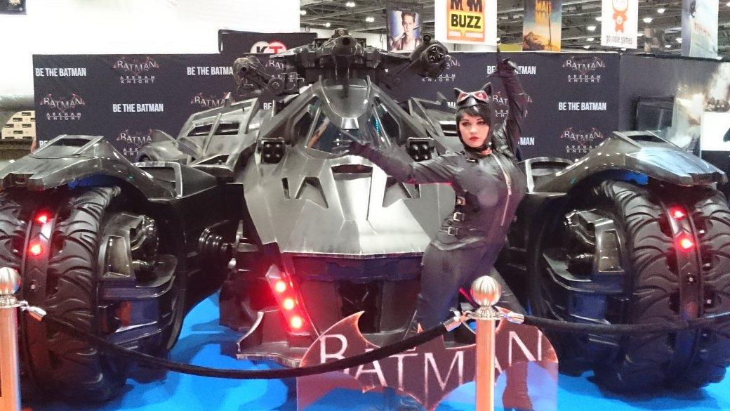 История бэтмобиля: все машины Темного Рыцаря - Изображение 9