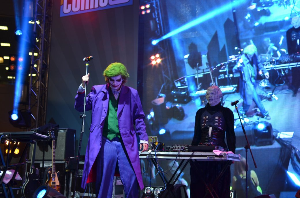 Фотоотчет с «Игромира» и Comic Con Russia, день 2 – концерт Noize MC. - Изображение 26
