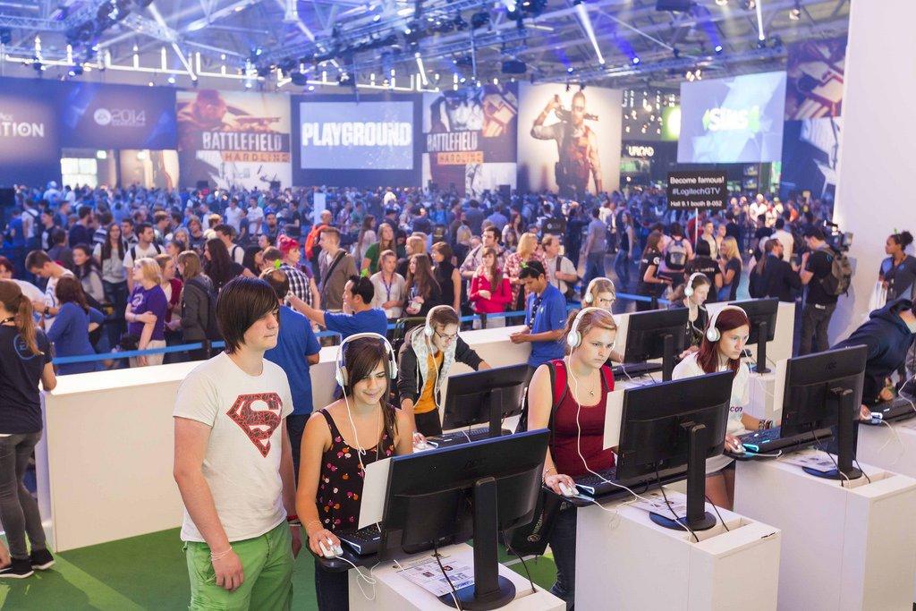 Gamescom 2014 в фото - Изображение 25