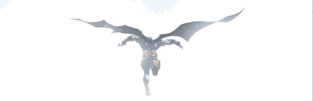 Куда привела Бэтмена и Флэша загадка значка Комедианта? - Изображение 19