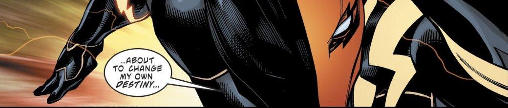 Жажда скорости: как изачем Дефстроук похитил способности Флэша?. - Изображение 3
