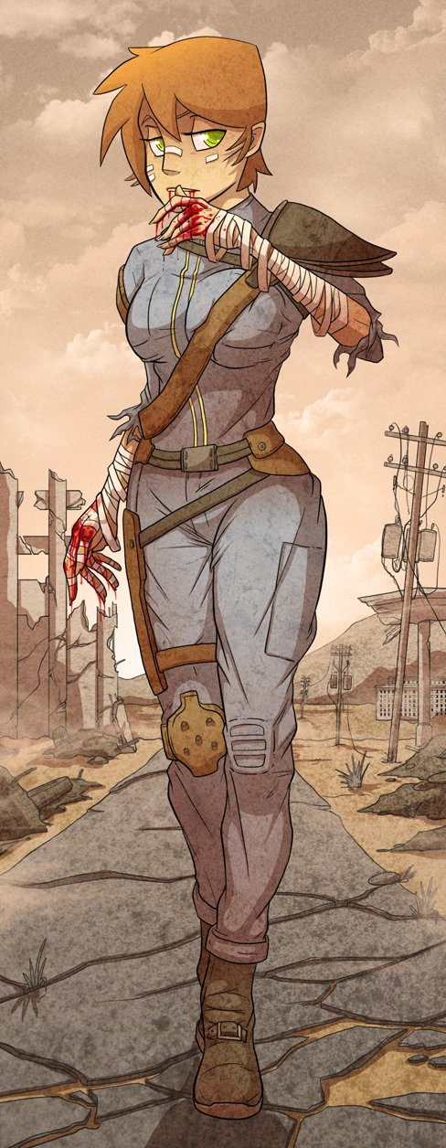 Лучший арт мира Fallout - Изображение 71