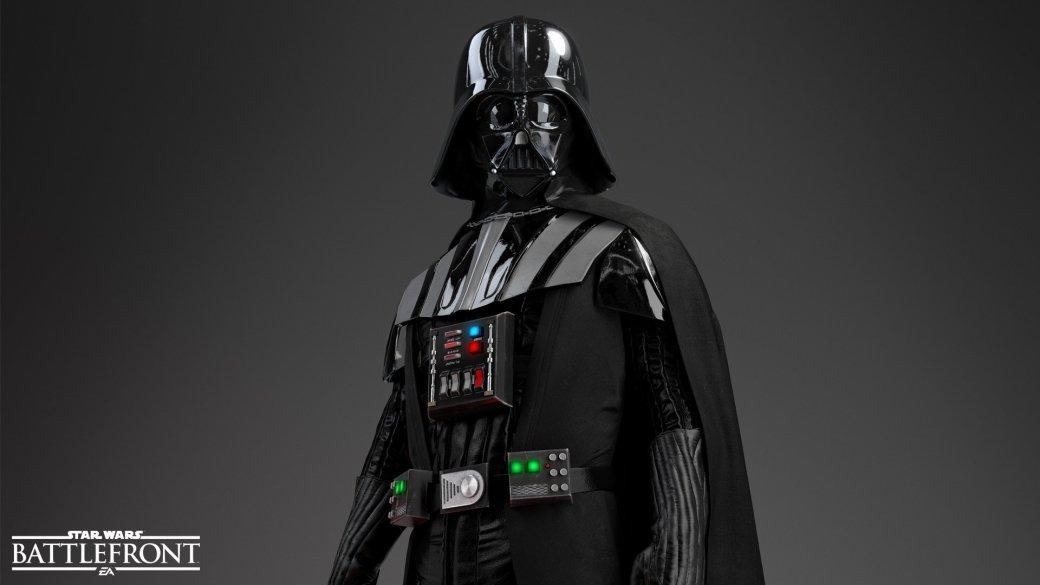 Чего ждать от Люка Скайуокера и Дарта Вейдера в Star Wars Battlefront? - Изображение 2