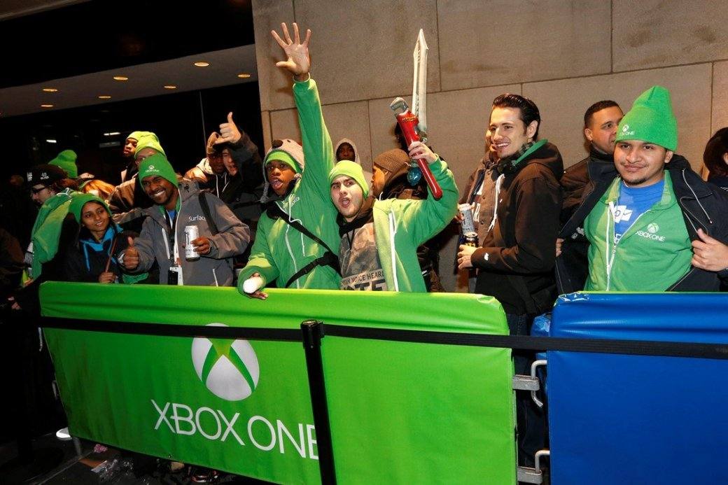 Репортаж с лондонской премьеры Xbox One - Изображение 1