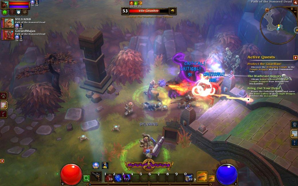 Рецензия на Torchlight 2 - Изображение 3