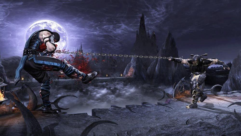 скачать mortal combat 2011 pc