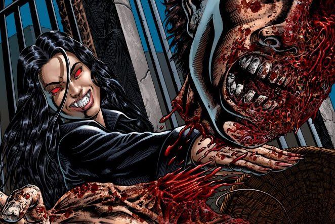 Комикс о вампирах и зомби автора «Мировой войны Z» превратят в сериал  - Изображение 1