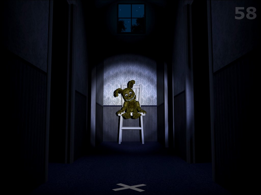 Вышла Five Nights at Freddy's 4: играем за ребенка с фонариком - Изображение 2
