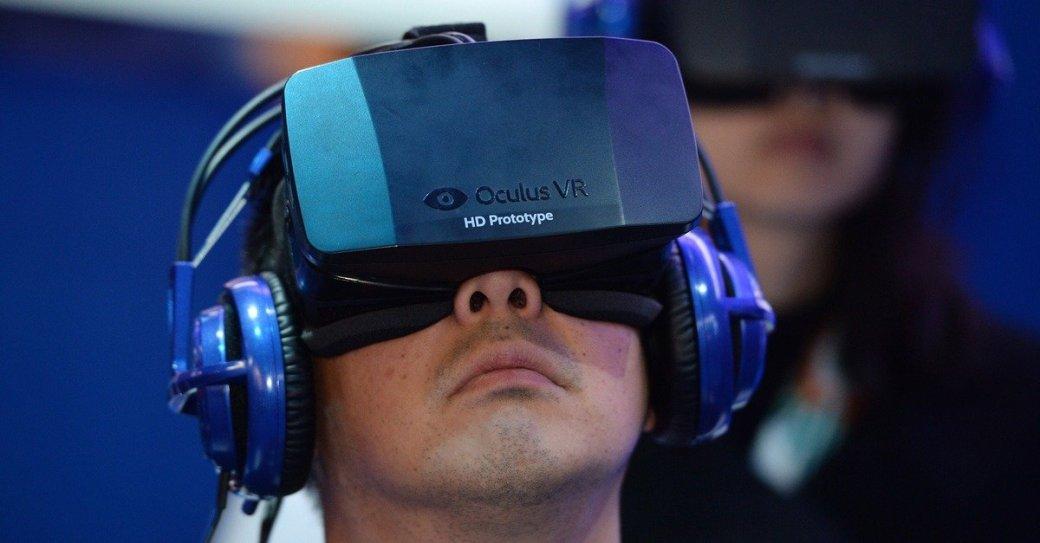 Oculus VR делает моушн-контроллер для очков виртуальной реальности - Изображение 1
