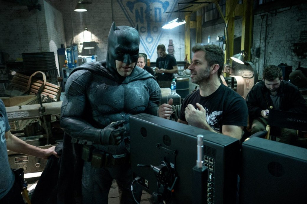 Бен Аффлек не будет снимать «Бэтмена» без хорошего сценария - Изображение 1