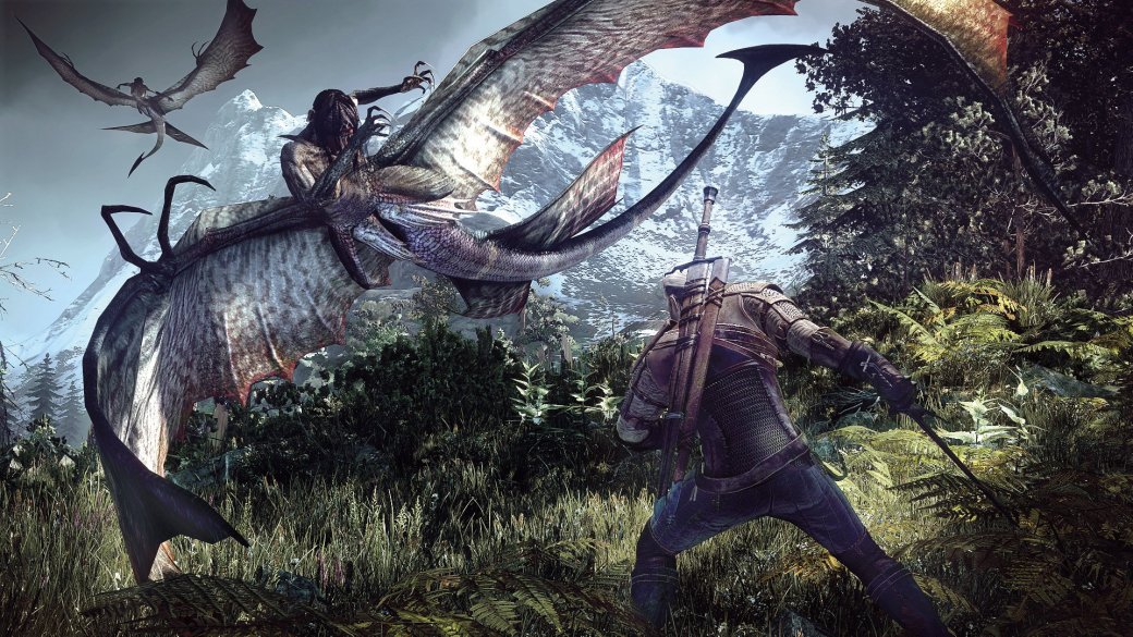 CD Projekt отрицает существование The Witcher 3 Enhanced Edition - Изображение 1