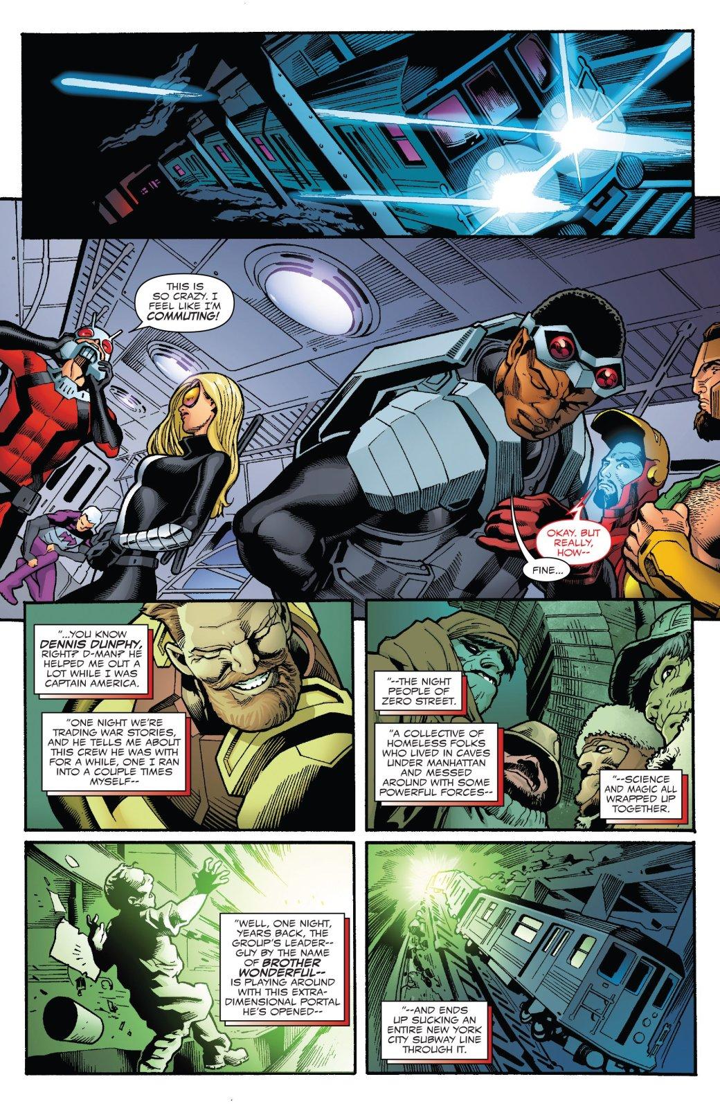 Secret Empire: противостоянию Стива Роджерса иТони Старка нет конца - Изображение 14