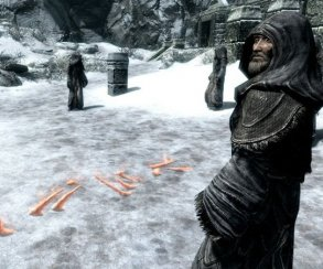 Гифка дня: «теперь твоя очередь» умереть вThe Elder Scrolls 5: Skyrim