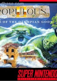 Populous II - Trials of the Olympian Gods