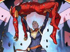 Плохая идея. Как ясоставлял топ сильнейших супергероев после «Капитана Марвел»