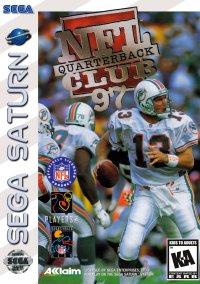 NFL Quarterback Club '97 – фото обложки игры