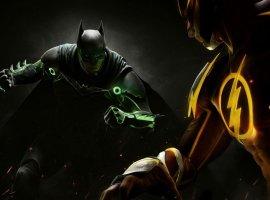 Бэтмен и Супермен избивают Флэша в дебютном трейлере Injustice 2