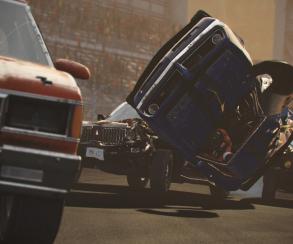 Авторы FlatOut дали Next Car Game «сокрушительное» название