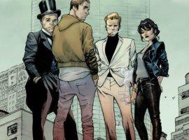Каким получился Magic Order Марка Миллара— первый комикс отNetflix?