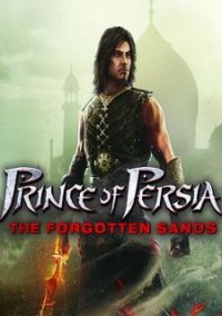 Prince of Persia: The Forgotten Sands – фото обложки игры