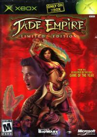 Jade Empire: Limited Edition – фото обложки игры