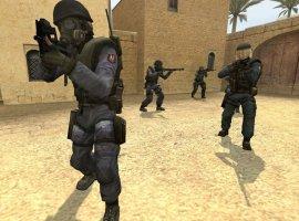 Спецназ скрутил игрока посреди матча в Counter-Strike